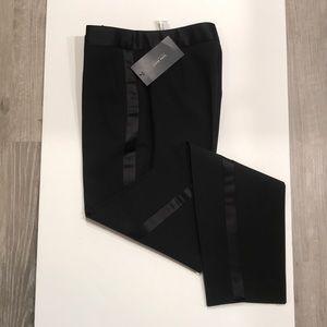 Zara basic collection black tuxedo pants